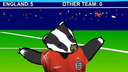 Football Badgers