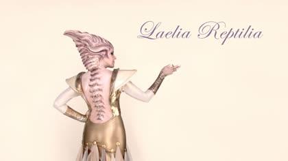 Laelia Reptilia