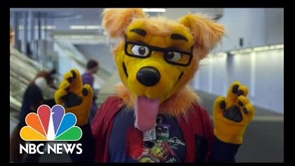 Furries Of Anthrocon