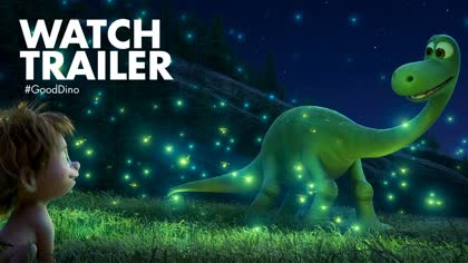 The Good Dinosaur – Official US Trailer