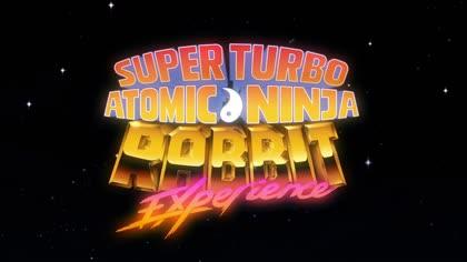 Super Turbo Atomic Ninja Rabbit Release