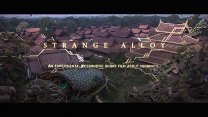 Strange alloy