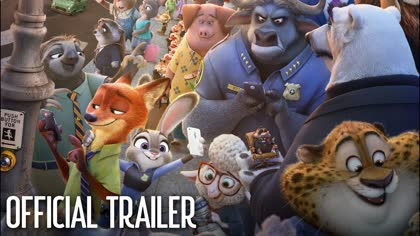 Zootopia Trailer #2