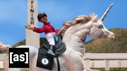 Unicorn Jockey