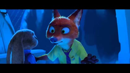 Zootopia Clip: Fur of a Skunk