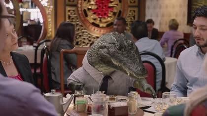 GEICO: Alligator Arms