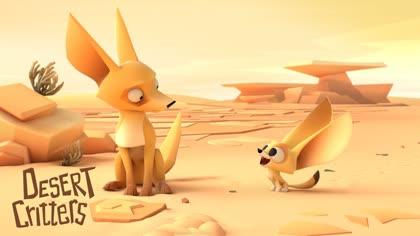 Desert Critters