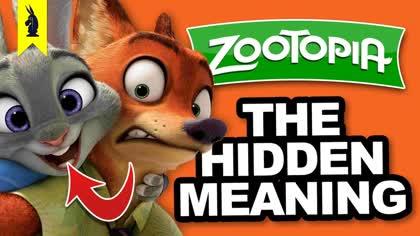 Earthling Cinema: Hidden meaning in Zootopia