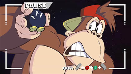 Super Smash Bros: Pause Attacks