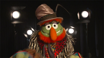 Muppets Audition for Thanksgiving Day Parade