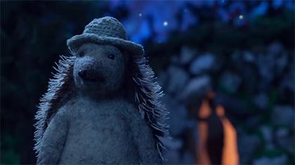 Trailer: Hedgehog's Home