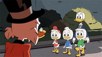 DuckTales First Look