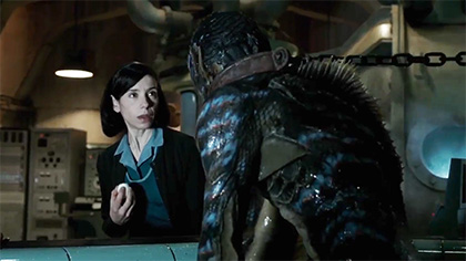 Trailer: The Shape of Water
