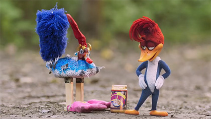 Trailer: Pica-Pau (Woody Woodpecker)