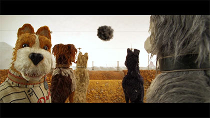 Trailer: Isle Of Dogs (Wes Anderson)