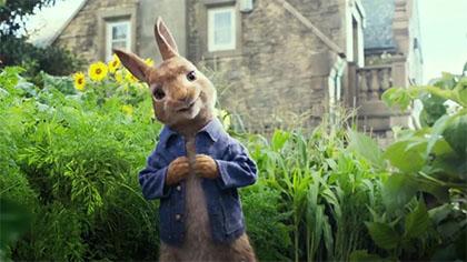 Trailer: Peter Rabbit