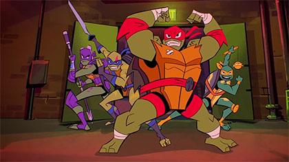 Trailer: Rise of The Ninja Turtles