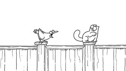 Simon's Cat: Crow