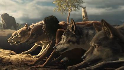 Trailer: Mowgli
