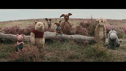 Trailer:  Christopher Robin