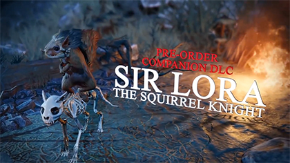 Original Sin 2 – Squirrel Knight