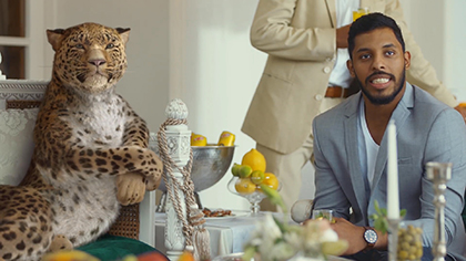 Commercial: Schweppes +C