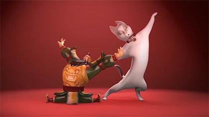 Guan Gong & Cat