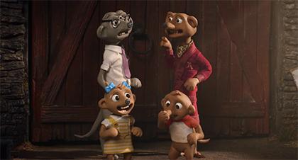 The Meerkats meet Shaun the Sheep