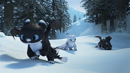 How to Train Your Dragon: Homecoming​