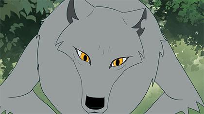 The Nursery Rhyme of Wolf