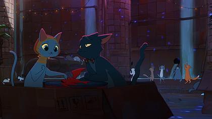 Teaser: Catsaway