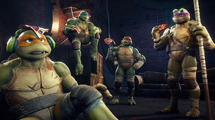 SMITE – Teenage Mutant Ninja Turtles