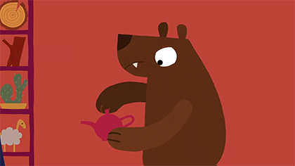 Animanimals: Bear