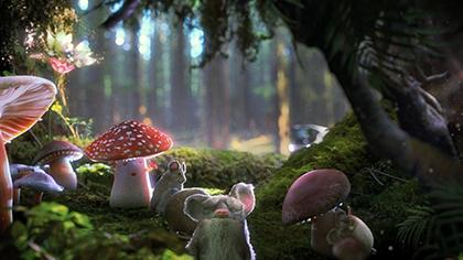 Fedex Enchanted Forest